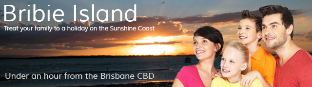 Treat your family to a holiday on Bribie Island